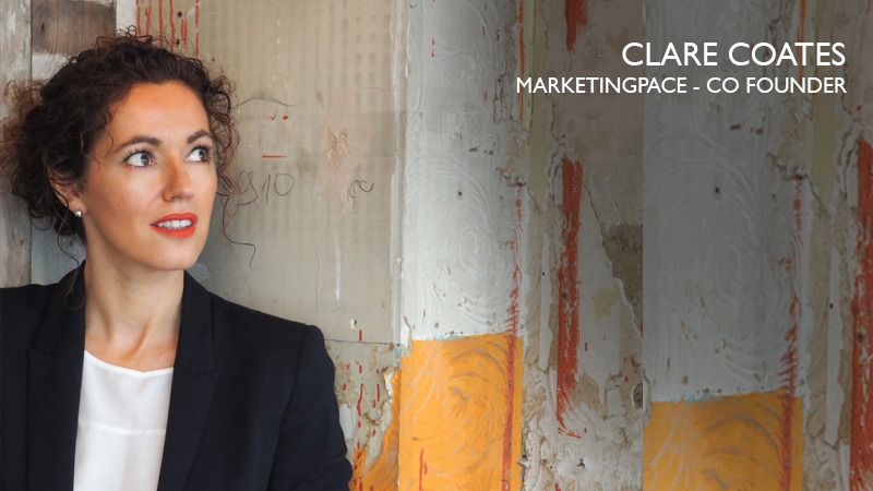 Clare Coates - Marketing Pace Founder