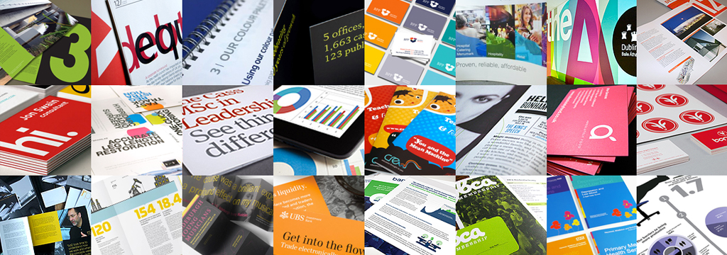 Examples of marketing communication literature